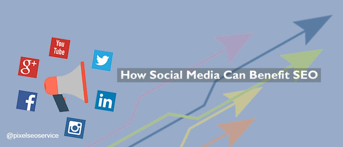 How Social Media can Benefit SEO!