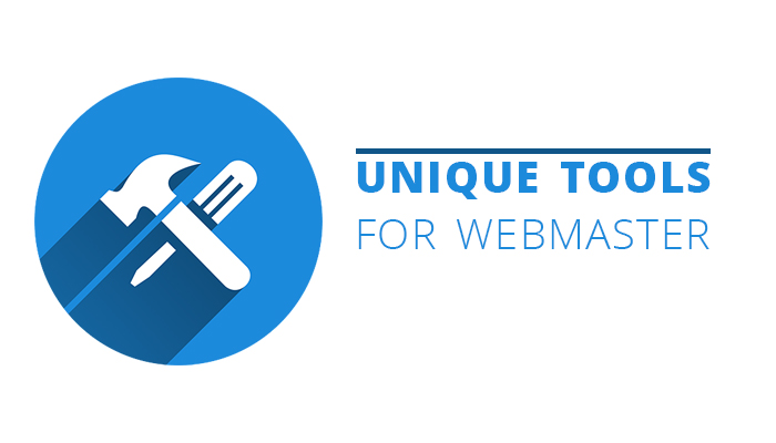 webmasters tools for website